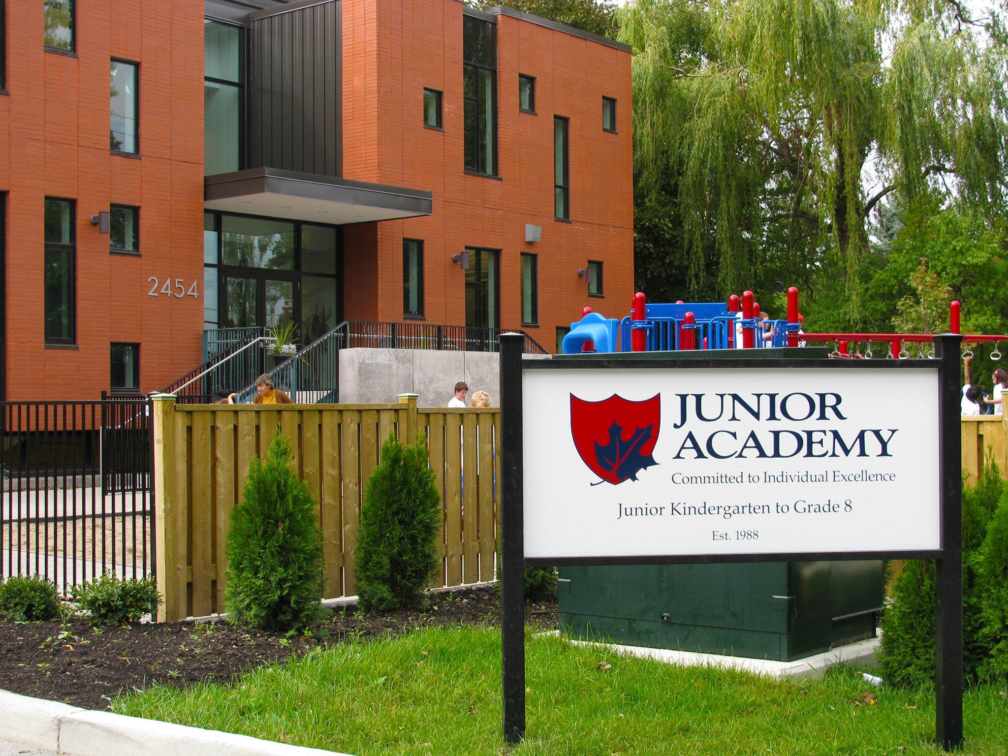 JuniorAcademyDriveIn